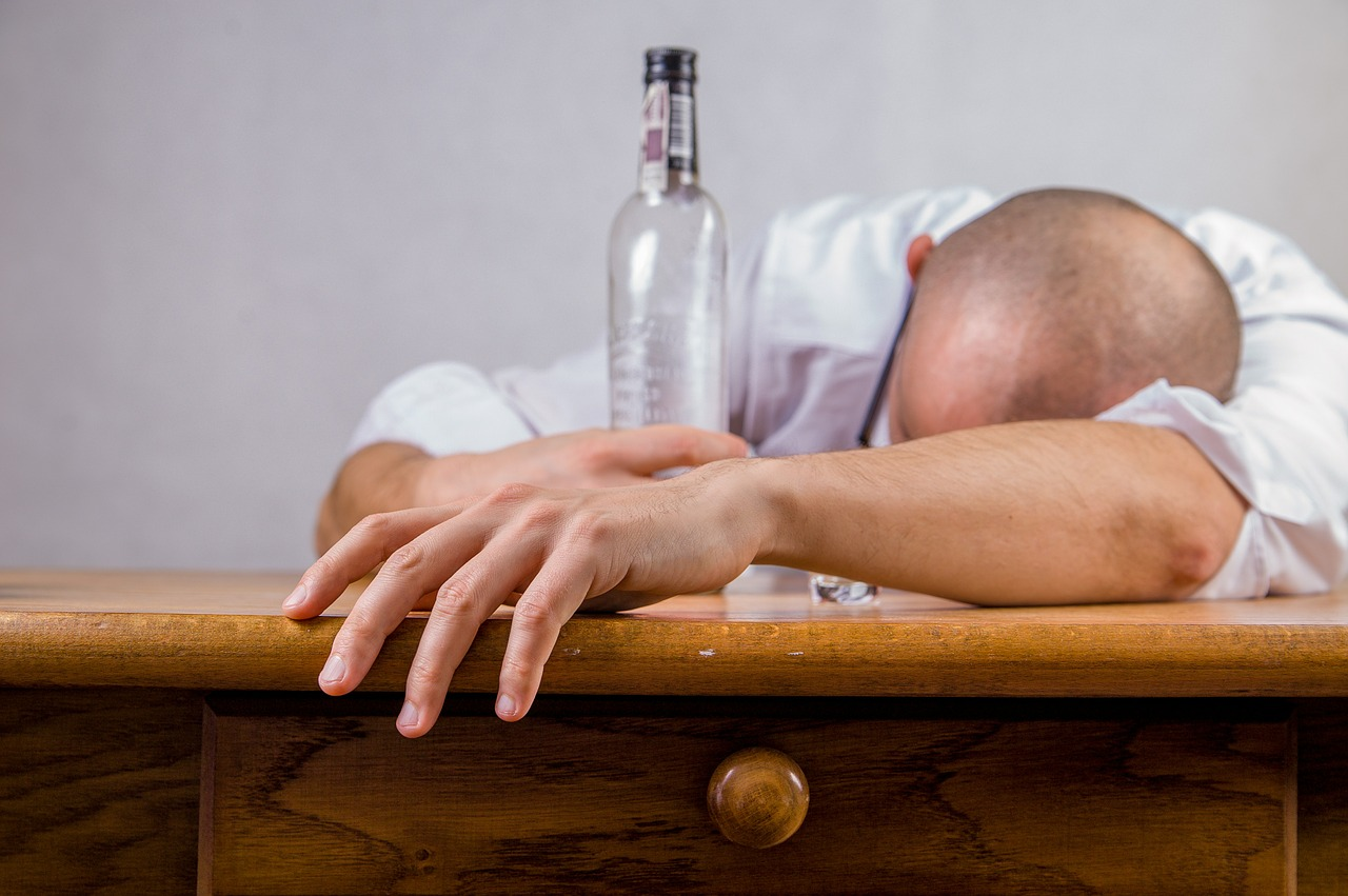 Test alkoholismu